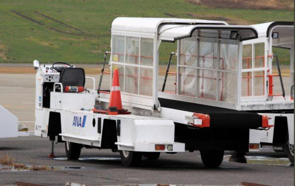 グラハン ベルトローダー車