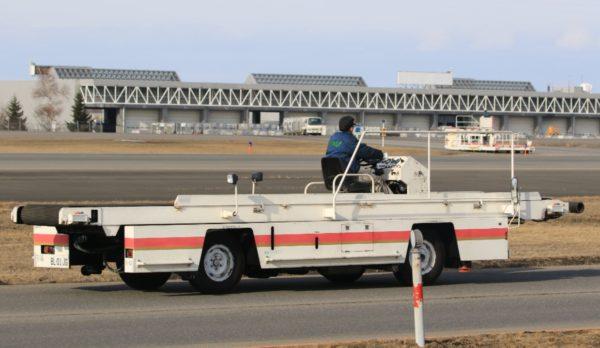 ベルトローダー車