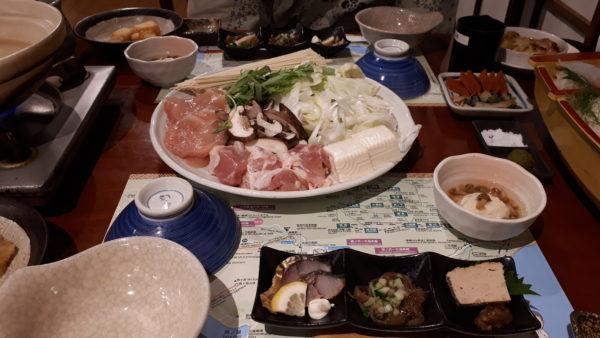 箱根 一の湯 本館 夕食