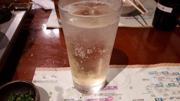 箱根 一の湯 夕食