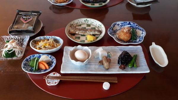 伊豆大島 マシオ 朝食
