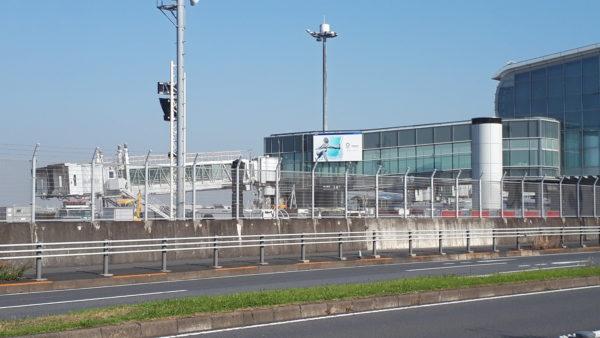 羽田空港 PBB