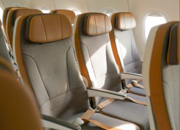 スターラックス航空 エコノミークラス