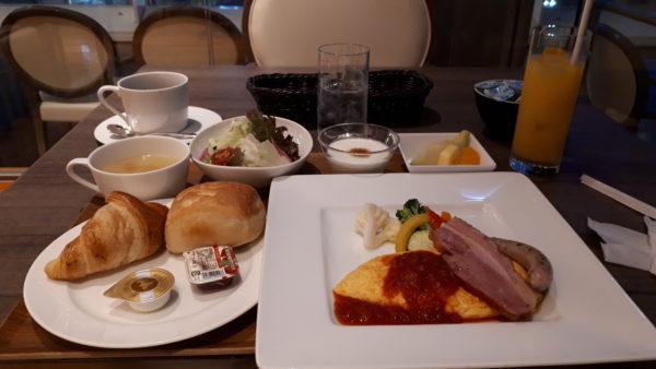 ロイヤルパーク羽田 朝食