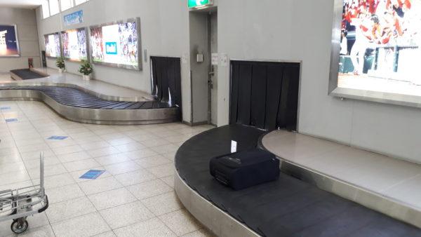 空港 手荷物