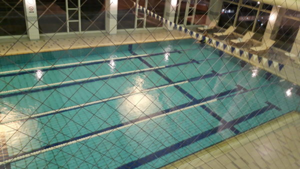 リーガロイヤルホテル広島 プール