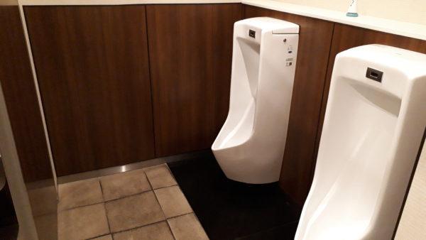 広島空港カードラウンジ【もみじ】のトイレ写真