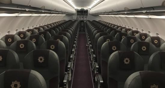 ビスタラ航空 エコノミークラス