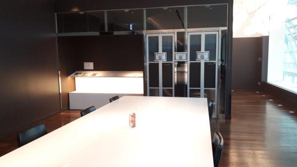 エアポートラウンジ南 喫煙室の写真