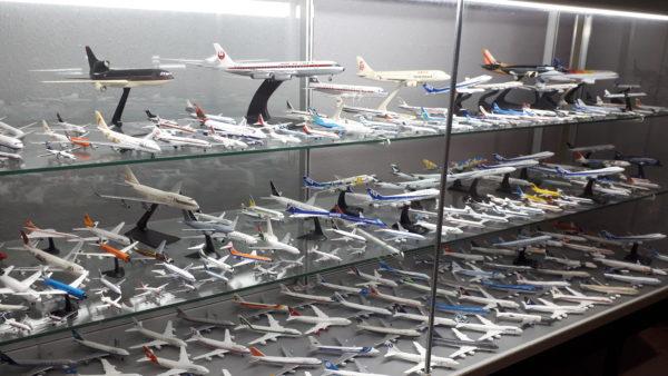 石川県立航空プラザ モデルプレーン③の写真