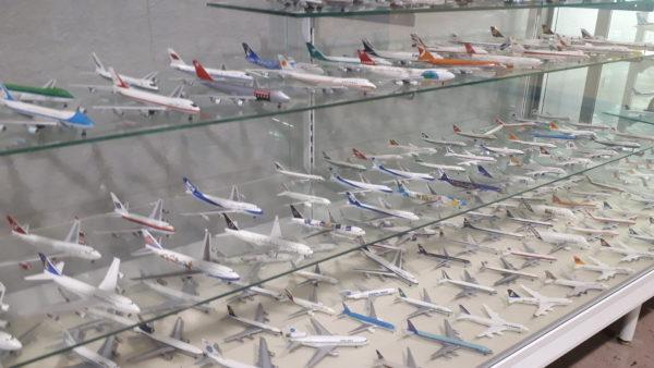 石川県立航空プラザ モデルプレーン②の写真