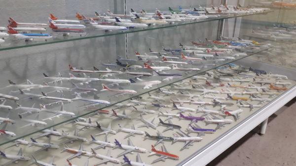 石川県立航空プラザ モデルプレーン⑥写真
