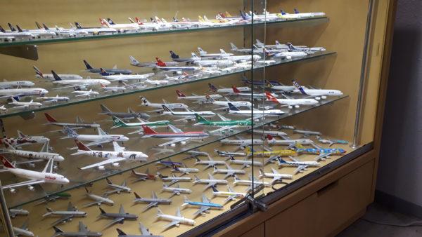 石川県立航空プラザ モデルプレーン⑦写真