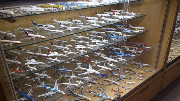 石川県立航空プラザ モデルプレーン⑤の写真