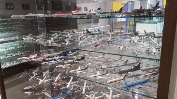 石川県立航空プラザ モデルプレーン④写真