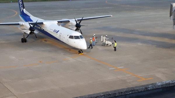 航空機のGTB・ATBの写真