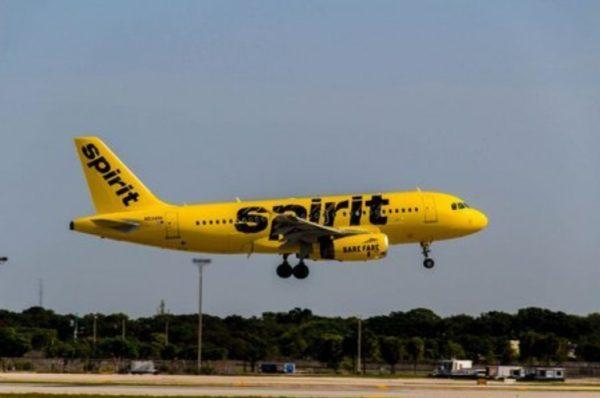 スピリット航空の写真