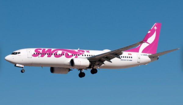 スウープ航空の写真