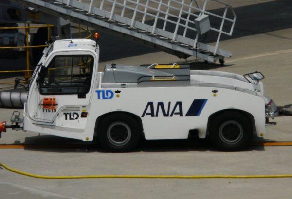 トーイングトラクター(TLD)の写真